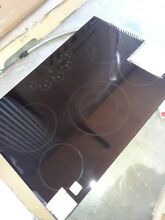 GE Profile Series  30  Built In Touch Control Cooktop