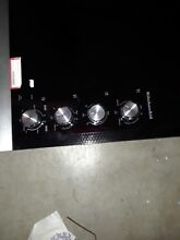 KitchenAid   30  Built In Electric Cooktop   Stainless steel