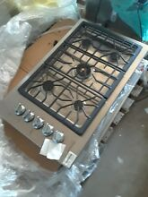 Frigidaire   Professional 36  Built In Gas Cooktop   Stainless Steel