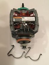 Whirlpool CABRIO WED6200SW1 Electric Dryer Parts   DRIVE MOTOR W10463866 8566152