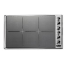 Viking Professional 5 Series 36  All Induction Cooktop   VICU53616BST
