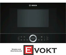 Bosch BFL634GB1 Black built in microwave Solo