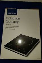 Insignia 8 7  Electric Induction Cooktop NS IC1ZBK8