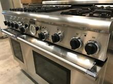 Thermador Pro 48  SS Dual Fuel 6 Burners with Griddle Model  PD486GDBS 01