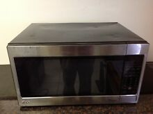 LG LCRT2010ST 1200 Watt Microwave Oven   Stainless steel   Dented