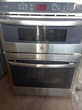 GE   Profile Series 30  Built In Single Electric Convection Wall Oven with Built