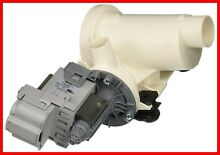 Washer Drain Pump 280187 for Whirlpool Duet HT GHW9400PL4 Maytag 4000 MFW9600SQ0