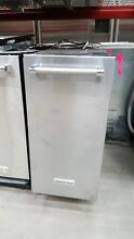 Kitchenaid 15  SS Ice Maker Model KUIX305ESS2
