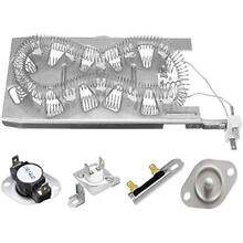 3387747   279973 3392519 8577274 Duet Dryer Heating Element Thermal Cut Off Kit