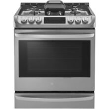 LG 30  Stainless Steel Slide In Gas Range