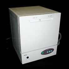 Haier HDT18PA Small Mini Portable Dishwasher for RV Apartment Bar Mancave