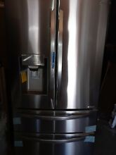 LG   27 8 4 Door French Door Refrigerator   Stainless steel