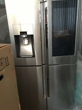 Samsung   Family Hub 2 0 28 0 Cu  Ft  4 Door Flex French Door Refrigerator with