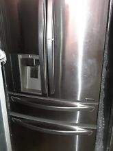 LG   Door in Door 29 9 Cu  Ft  4 Door French Door Refrigerator with Thru the Doo