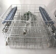 GE Dishwasher Racks with Silverware Tray  Top and Bottom Racks
