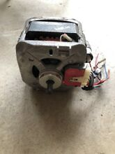 Kenmore Washer Motor and Capacitor 3352287
