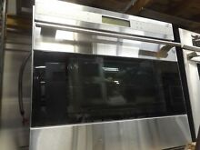 Wolf 30  SS Single Convection Oven Model S030 2U 8 TH