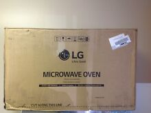 LG LMHM2237ST 2 2 Cubic Feet Over The Range Microwave Oven   Stainless Steel