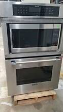 Thermador Pro 30  SS Combo Oven Microwave Wall Oven Model  SEM302BP 01