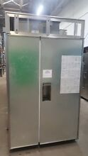 Sub zero 48  Custom Panel Fridge Model  695 F