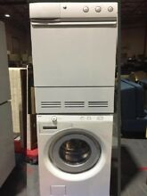 ASKO Washer   Dryer Stackable Set   220V   W6324   T702C   Ventless Dryer
