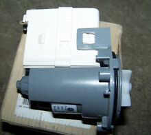 Genuine Samsung Washer Drain Pump DC31 00054D   Brand New