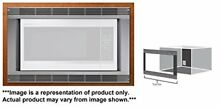 Sharp RK 52S27 27  inch Built in Trim Kit for Microwave R651ZS Stainless Steel