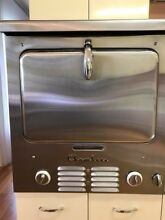 Antique Chambers Imperial Majesty gas oven  is in excellent condition