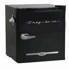 Curtis EFR176 BLACK 1 6 Cuft Retro Fridge Rd  efr176black