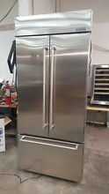 KitchenAid 36  SS Built in Fridge Model  KBFN506ESS March 2018 Model