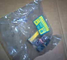 VINTAGE NEW OLD STOCK GE HOTPOINT WD21X5090 SWITCH BOX BAG DUSTY