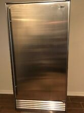Sub Zero 601R Stainless Steel Excellent Condition