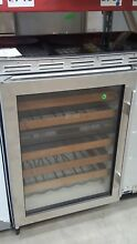 Sub zero 24  SS Wine Fridge Model  424