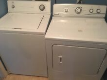 Roper washer dryer set  great condition