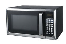 Hamilton Beach 0 9 cu ft  Microwave Oven  Stainless Steel   FREE SHIPPING