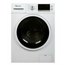 Magic Chef  2 0 Cu Ft 24  Combo Washer Dryer Ventless 115 Volts White