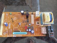 GE Microwave Circuit Board Part  WB27X10748