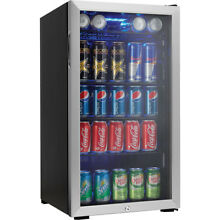 Danby 120 Beverage can Beverage Center   DBC120BLS