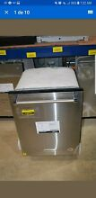 KitchenAid KDTE254ESS 24  Stainless Fully Integrated Dishwasher NOB  14271 CLW
