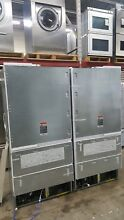 Sub Zero 72  Top and Bottom Freezer Model  s 736TC3   T36TCI3