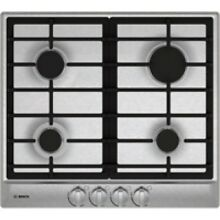 Bosch 24  500 Series Stainless Steel Gas Cooktop
