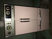 Vintage Frigidaire Pink Wall Oven
