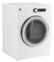 GE 4 cu ft Stackable Electric Dryer
