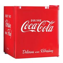 Coca Cola Series 1 7 cu  ft  Mini Refrigerator in Red