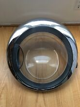 Whirlpool Washer Front Loader Door Model Wfw97hxel2
