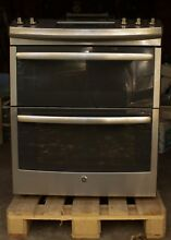 GE Profile Series PGS950SEFSS 6 8CF 30  Double Oven Gas Range Stainless Steel