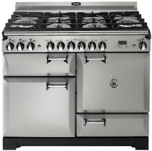 AGA ALEGS44DFSS Legacy 44  Pro Style Dual Fuel Range Stainless Steel