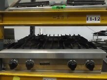Viking 30  SS 4 Burners Range Top