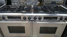 Dacor 60  SS 8 Burners Dual Fuel Gas Range Model  ERD60S06CH
