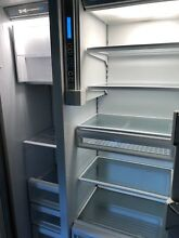 Sub Zero 680  Refrigerator with Freezer